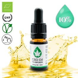 CBD oil hemp drops